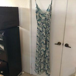 Dresses & Skirts - Tiare Hawaii open front maxi dress